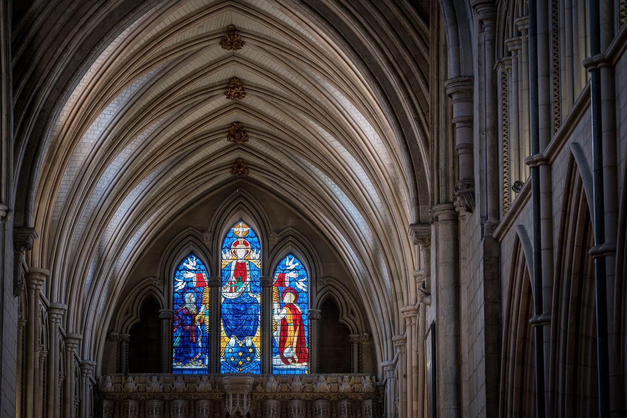 Christ in Majesty (C) Southwark Cathedral