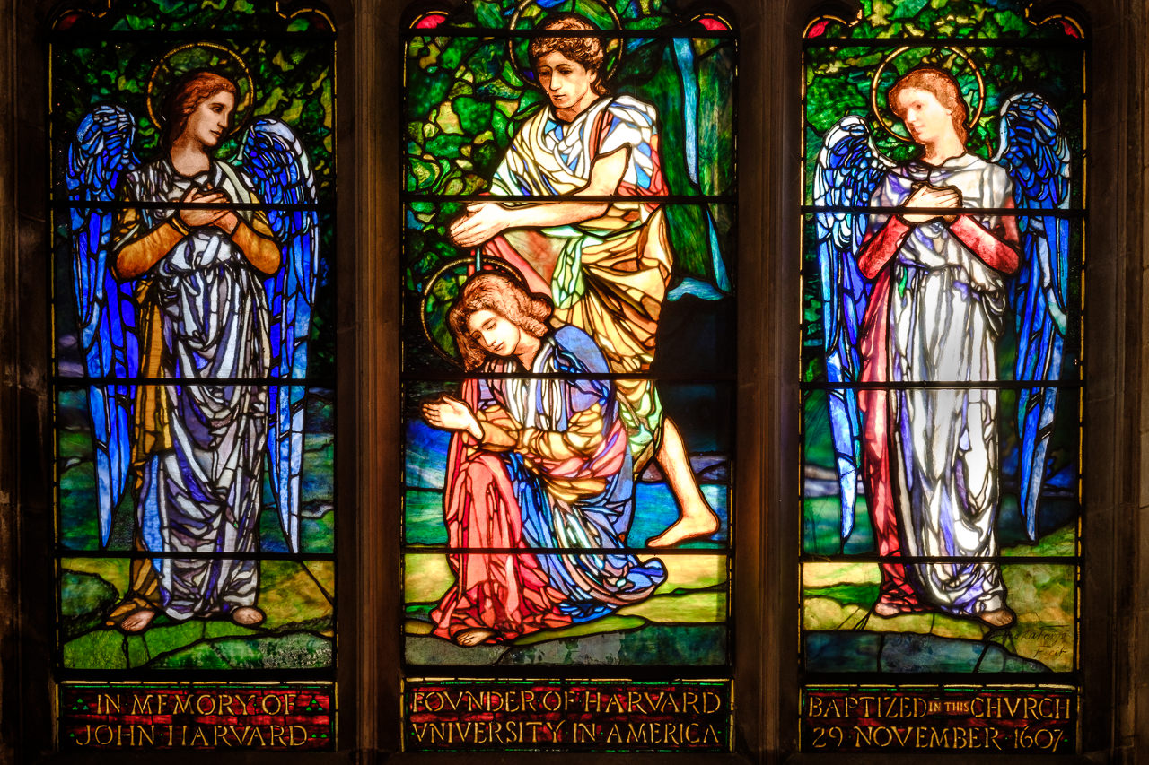La Farge Window (C) Southwark Cathedral