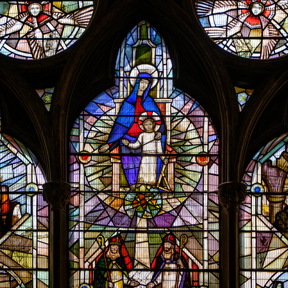 Lawrence Lee Window (C) Southwark Cathedral