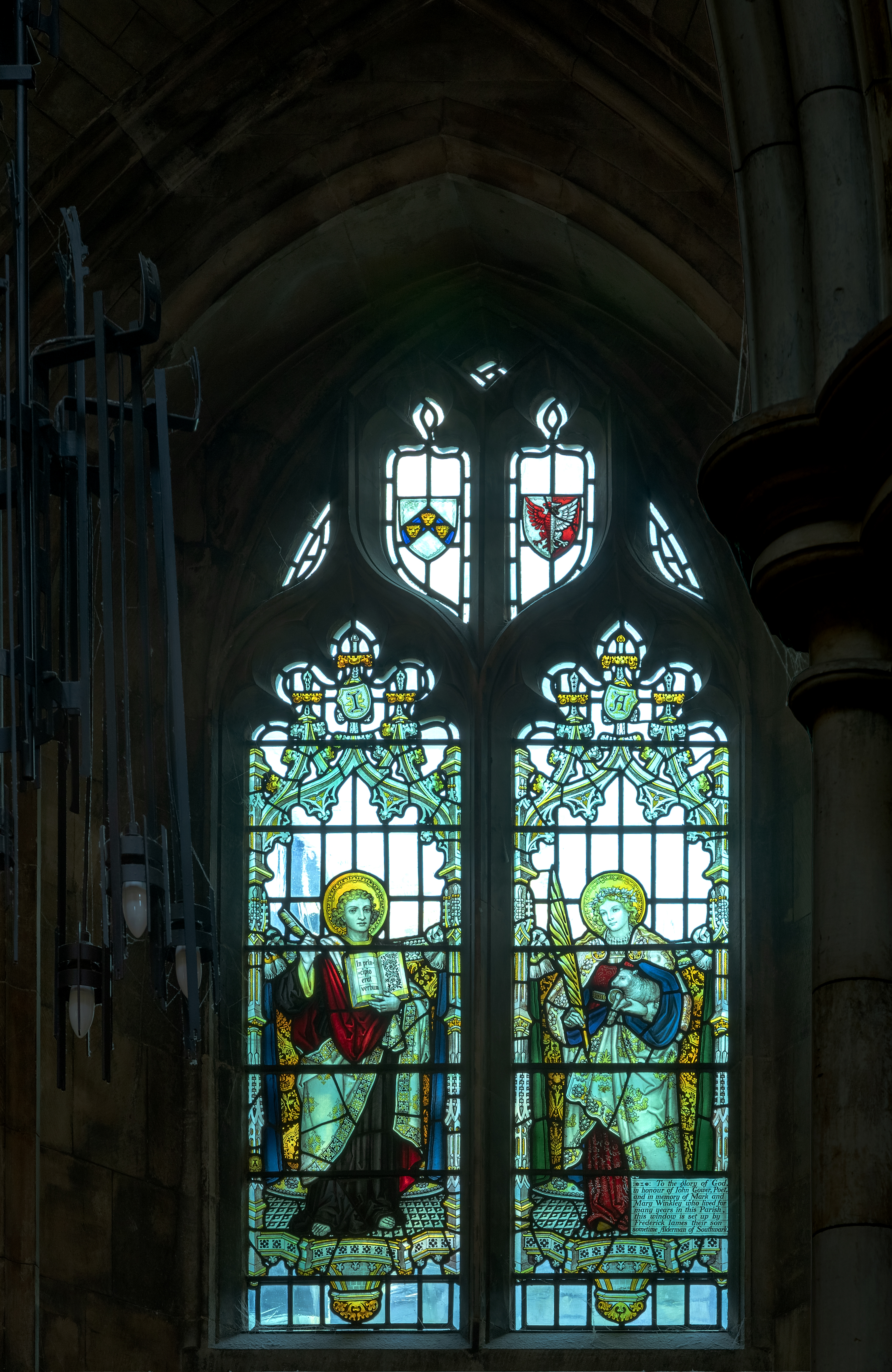 (c) Southwark Cathedral